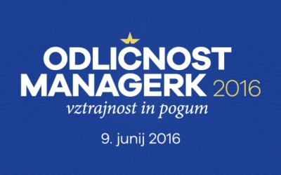 Odličnost managerk – konferenca, ki je ne smete zamuditi