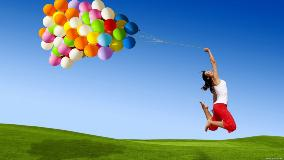 Nekaj, kar te osreči in napolni z energijo